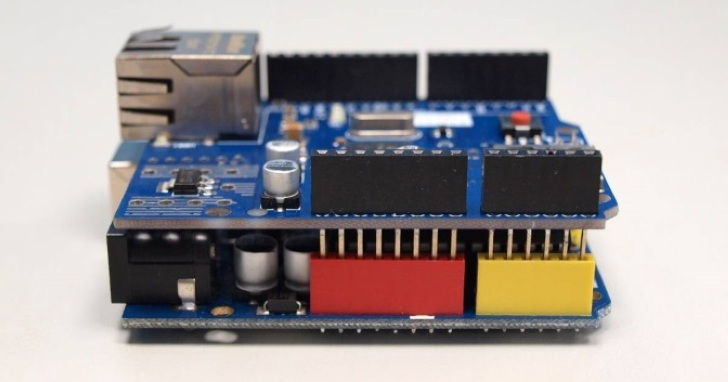 【物聯網系統開發】運用 ARDUINO 乙太網路擴充板建立用戶端工具程式