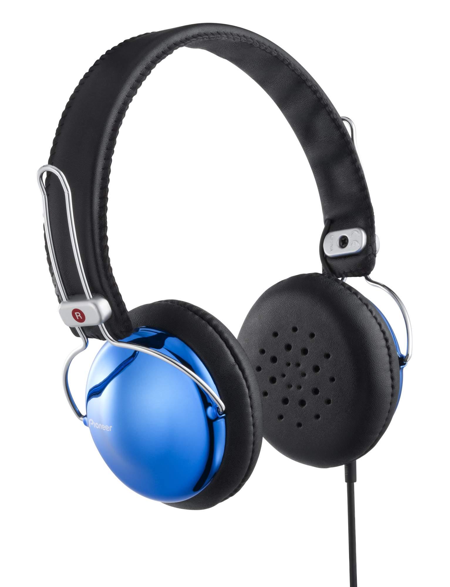 Neo Retro 時尚新定番‧Pioneer高音質造型耳機