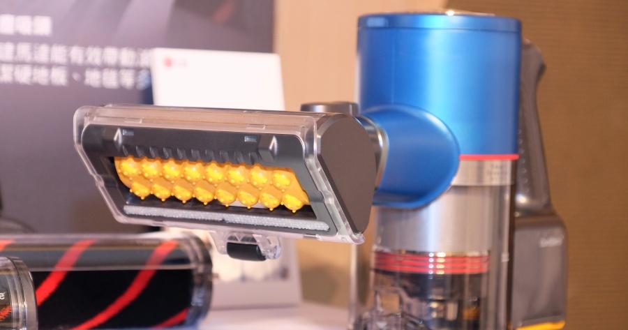 這不是 Dyson!LG 發表超強馬達 CordZero A9 無線吸塵器