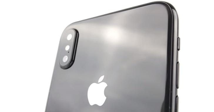 iPhone 8 已經有開箱影片了,網友根據消息自己製作了這台 iPhone 8