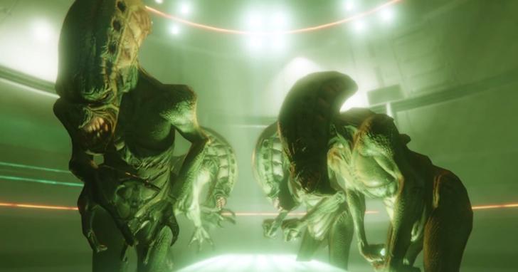 《GTA V》暗藏多年的外星人彩蛋任務被發現,國外研究小組發現活體外星人!