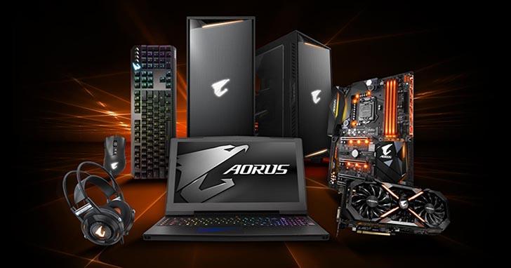 技嘉旗下AORUS電競品牌宣布與Machi Esports成為合作夥伴