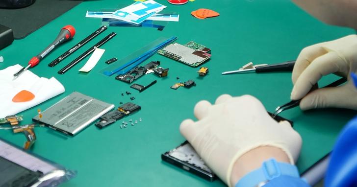 Sony Xperia 手機維修檢測流程大公開!帶你直擊台灣原廠維修總部