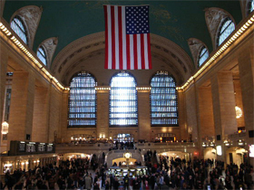 隨性的 美國 紐約 旅遊行腳
