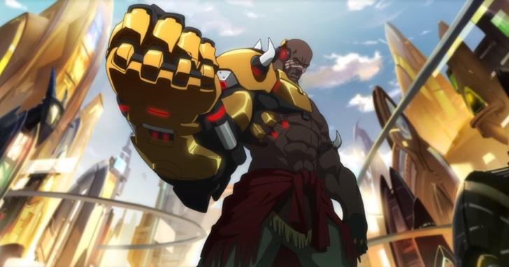 衝突帶來進化,《鬥陣特攻》新英雄「毀滅拳王」現身,角色背景故事影片畫風同時迎來轉變