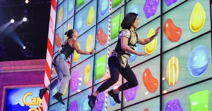 Candy Crush被製作成真人秀,手游與傳統媒體的結合沒擦出任何火花