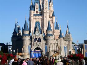 夢想、魔法的起點:奧蘭多 迪士尼樂園