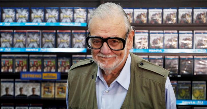 「殭屍之父」活死人之夜導演 喬治羅梅羅 過世,他永遠改變了近代恐怖電影