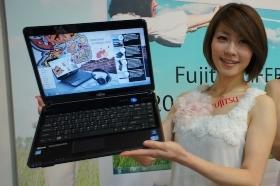 Fujitsu 春季筆電登場,全面換上 Sandy Bridge