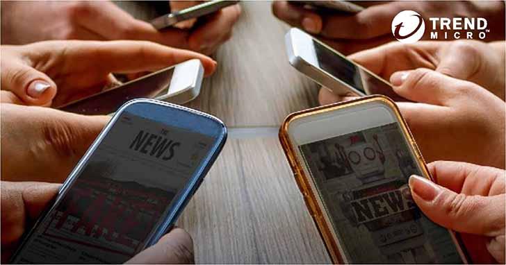 網路假新聞氾濫 小心被帶風向! 趨勢科技揭露不肖新營利模式 提醒分辨可疑假新聞六大要點