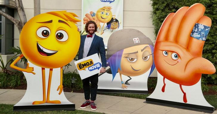 GG!上映首日《表情符號電影 》獲得爛番茄評價:0分,置入廣告多到堪比《深夜食堂》中國版