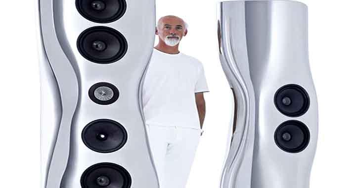 英國專業音響大廠KEF 七百五十萬超旗艦揚聲器『MUON舞昂』首度登台,