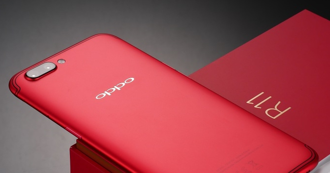 最適合夏天!OPPO R11 「熱力紅」超精緻盒裝開箱