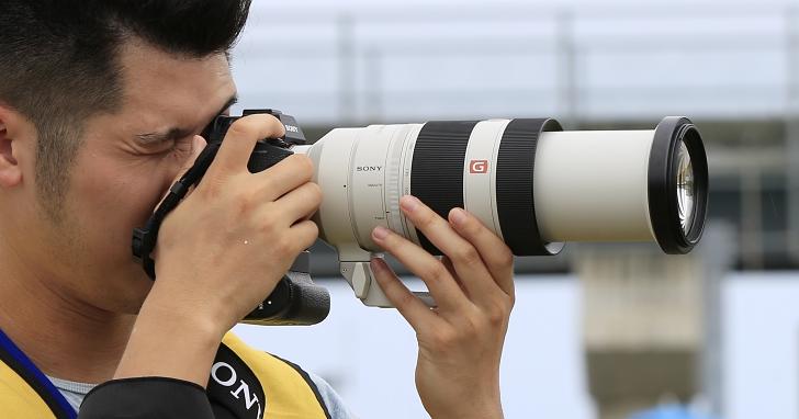 實戰大鵬灣賽車攝影,職業攝影師談 Sony α9 專業性能