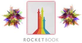 雲端筆記本再進化,這次是為小朋友設計的Rocketbook Color