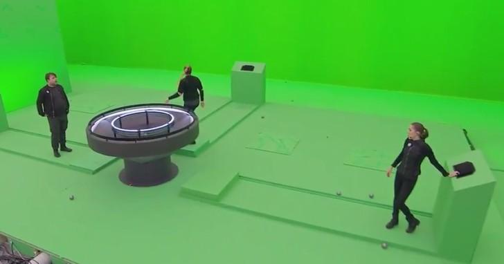 全球首個混合實境真人遊戲競賽節目《迷失時空》問世