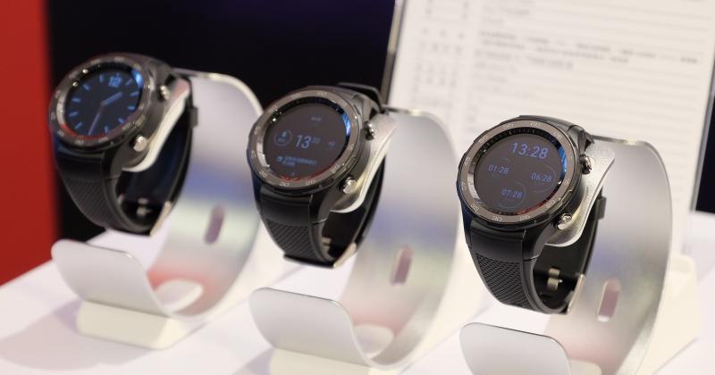 華為獨立通話手錶 Huawei Watch 2 上市,同場加映輕量運動錶 Huawei FIT
