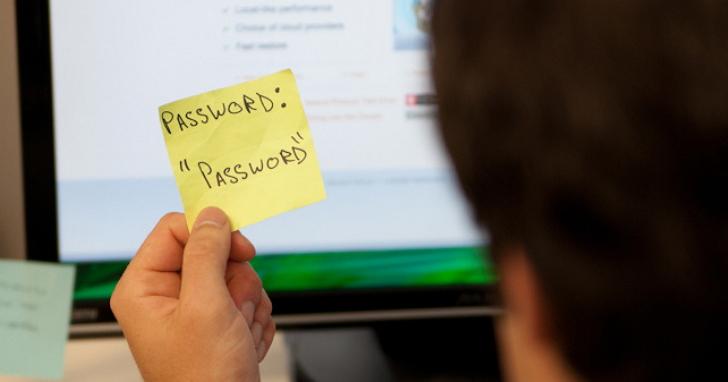 提出「登入密碼要包含大小寫字母+數字+符號」這個建議的人,說十多年來他大錯特錯
