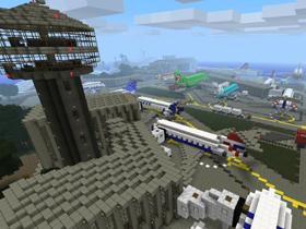 讓人廢寢忘食的建築遊戲:《 Minecraft 》