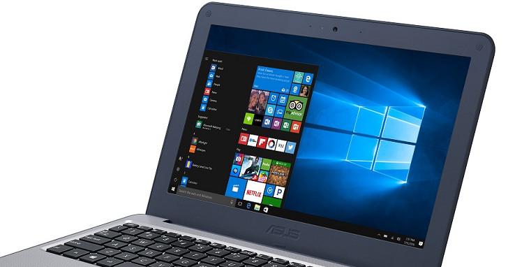 預載 Windows 10 S 鎖定教育市場,Asus 推出 VivoBook W202NA 筆電