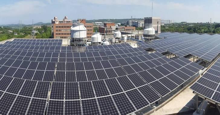 響應綠能、打造永續競爭力!宏碁建置太陽能發電站邁向低碳經濟