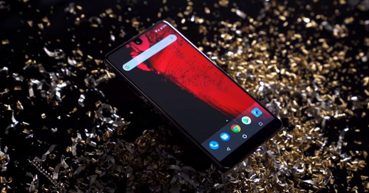 夢想中的 Android 手機?Essential 來了:鈦合金機身配上模組化雙鏡頭