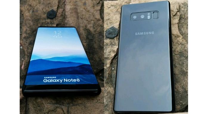 Galaxy Note8意外「發佈」:三星洩密起來連自己都怕!