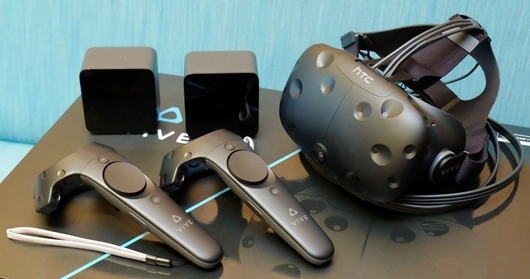 HTC VIVE 大降價!便宜台幣6,300元、還可任選五組VR遊戲或應用