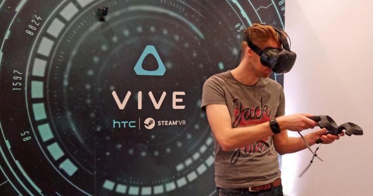HTC傳出可能出售虛擬實境事業Vive,潛在買主包括Google