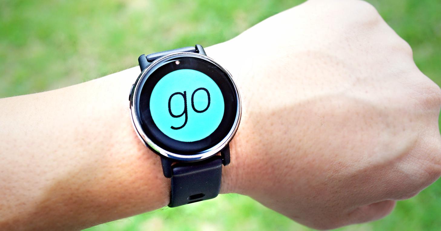 Acer Leap Ware 世大運聯名款智慧型手錶開箱:協助你養成持續運動的好習慣!