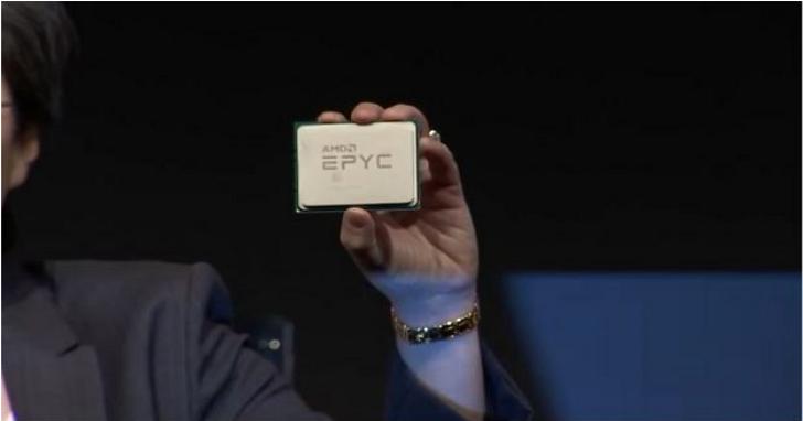 AMD 藉 4 小核心建立 32 核心處理器,成本降 41%,性價比領先對手