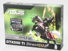 超頻不必飆高溫, Asus ENGTX550 TI DC/DI/1GD5 評測