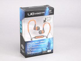 運動流汗操不怕, Ultimate Ears 300vi 隔音耳麥
