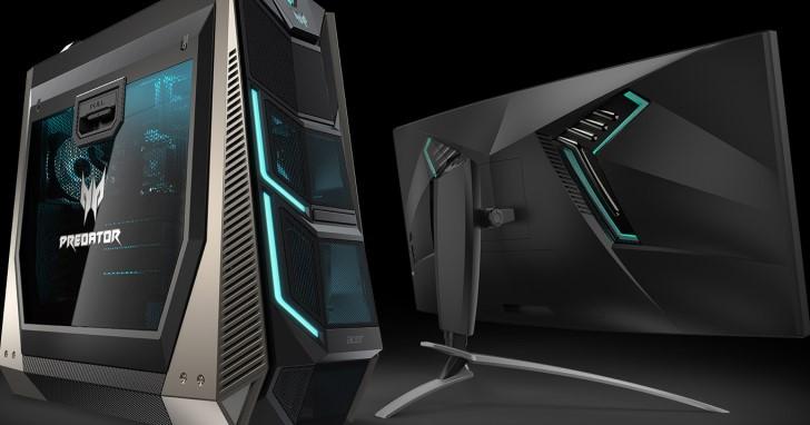 把最好的都裝進去!Acer 發表 Predator Orion 9000 電競主機與 Predator X35 遊戲螢幕