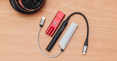 提升行動聆聽新境界,挑出最適耳機擴大機,AudioQuest DragonFly