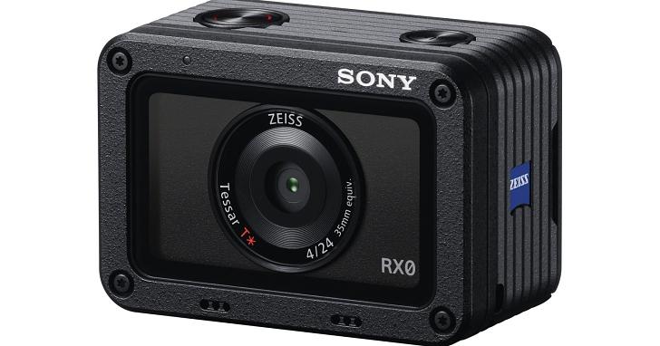 Sony RX0 運動相機發表:一吋 CMOS、4K 錄影、10M 防水與 240fps 高速錄影全都給你