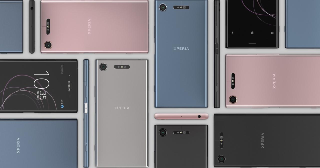 Sony 展出可以 3D 建模的旗艦新機 Xperia XZ1、小螢幕旗艦 XZ1 Compact 回來了