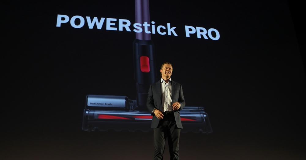 隨便吸都乾淨,三星推出新一代無線吸塵器 POWERstick PRO
