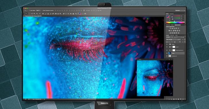 第二款電腦用 8K 螢幕由誰攻下?Philips 發表 328P8K 螢幕