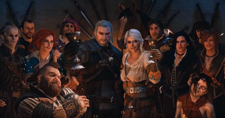 波蘭國寶級遊戲《巫師》系列邁入十周年,回顧這款 3A 遊戲的豐功偉業