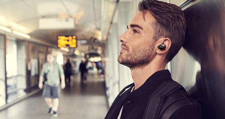 Sony推出無線降噪耳機WF-1000X,還有專屬App能自動調整降噪模式