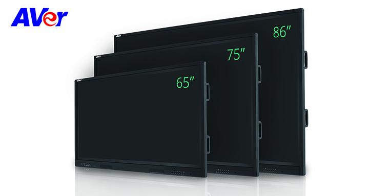 圓展推出全新互動式觸控螢幕 AVer CP Series,打造優質翻轉教 室新體驗