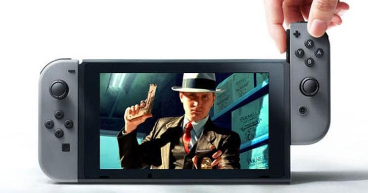 為《俠盜列車手 5》鋪路?Rockstar 巨作《黑色落城》11 月搶先登陸 Switch