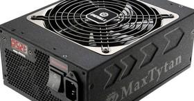 80 PLUS 鈦牌與內建功率計,Enermax MaxTytan 推出千瓦規格