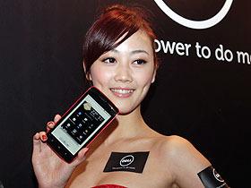 Dell STREAK 5 打破手機平板界線?台灣正式上市現場玩