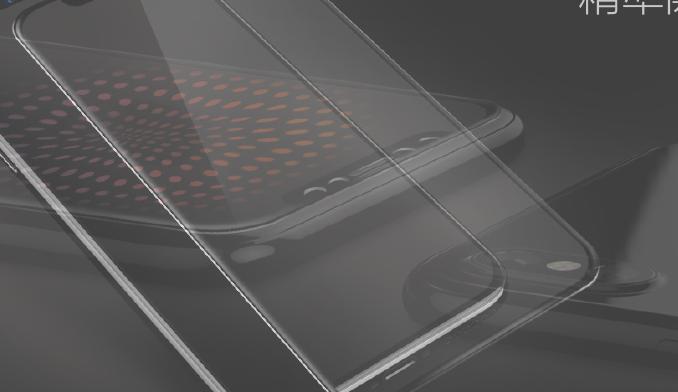 不只做螢幕玻璃也做保護貼,康寧授權 imos 推出 iPhone 專用玻璃保護貼