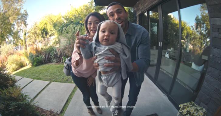 Nest 推出具有高畫質監控功能的智慧門鈴!透過手機即可掌握居家安全
