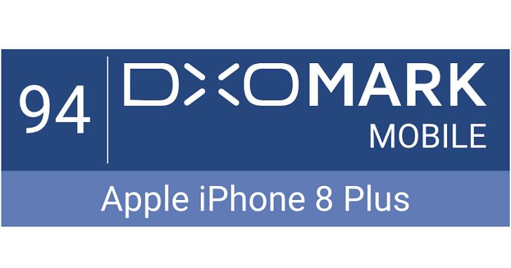 iPhone 8 Plus 獲 DxO Mark 有史以來最高照相手機評價,但這是為什麼?