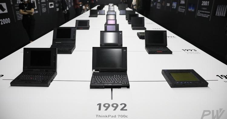 ThinkPad 25 週年紀念款曝光,7列鍵盤、小紅點等經典元素將再現!