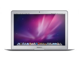 MacBook Air 謠指部:將於夏季改版換上 Sandy Bridge?